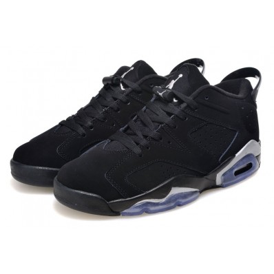 basket air jordan 6 noir