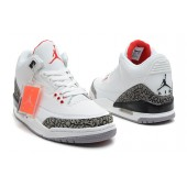 air jordan 3 white cement homme